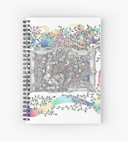 The Box Spiral Notebook