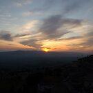 Tuscany Sunset III by Ashley Ng
