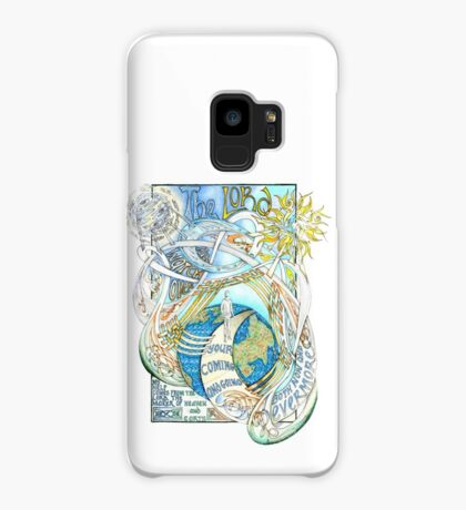 The Lord Will Watch Over You Case/Skin for Samsung Galaxy
