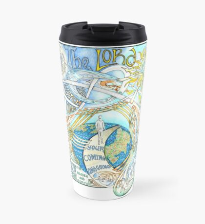 The Lord Will Watch Over You Travel Mug