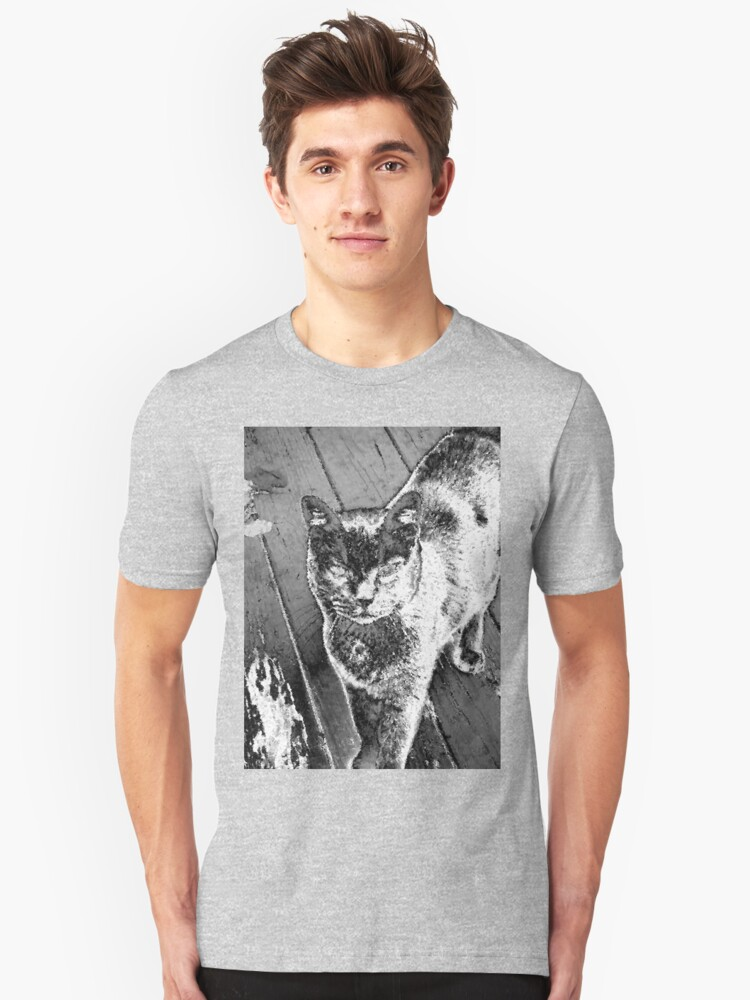 Shadow Unisex T-Shirt Front