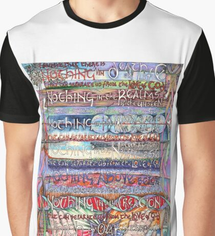Nothing Can Separate Graphic T-Shirt
