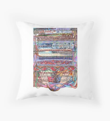 Nothing Can Separate Throw Pillow
