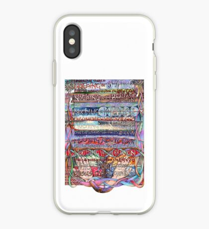 Nothing Can Separate iPhone Case