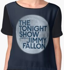 The Tonight Show Starring Jimmy Fallon Chiffon Top
