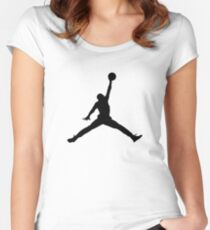 Slam Dunk Women's Fitted Scoop T-Shirt