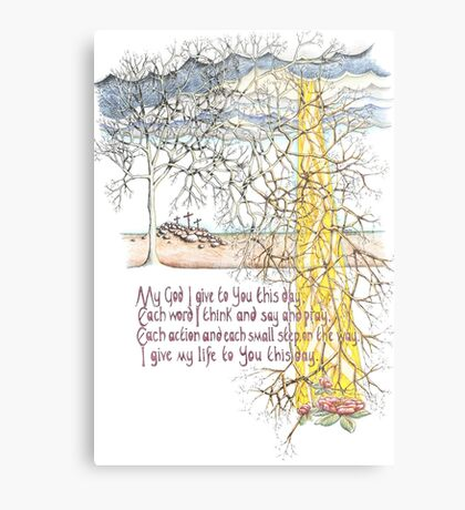 To You This Day Metal Print