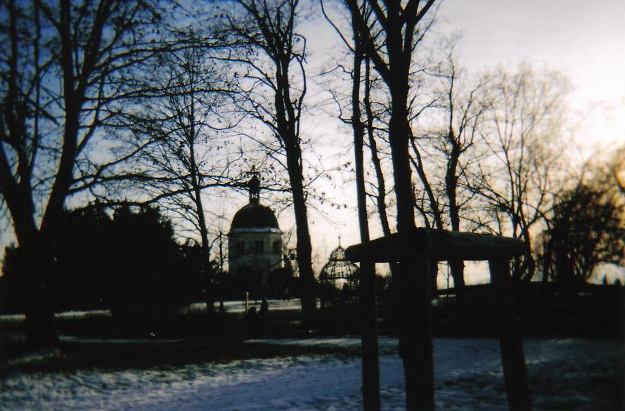 Winter in Graz by Mattyf