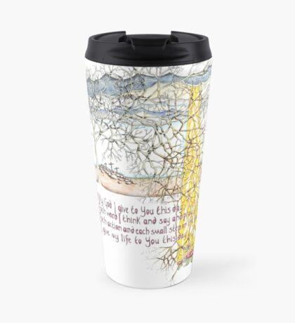 To You This Day Travel Mug