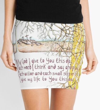 To You This Day Mini Skirt