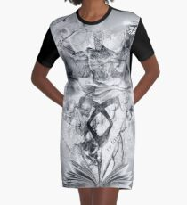 shadowhunters - all the stories are true Graphic T-Shirt Dress