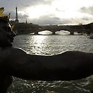 Bridge on the River Seine by Ashley Ng