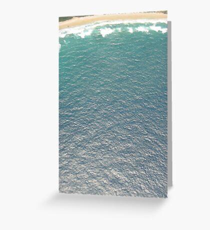 seas Greeting Card