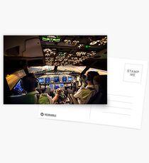 Final Approach Postcards