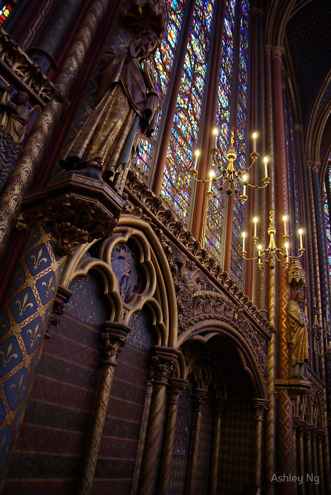 St Chapelle by Ashley Ng