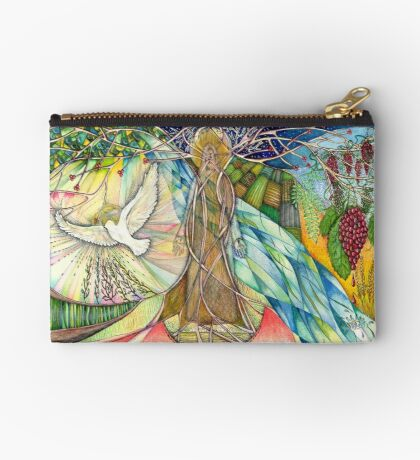 Tree Of Life Studio Pouch