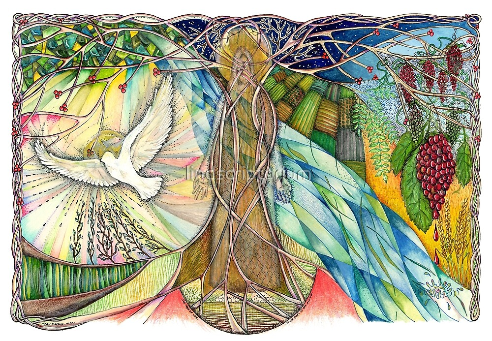 Tree Of Life by lindscriptorium