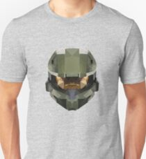 Halo Master Chief Poly Unisex T-Shirt
