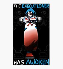 Pepper The Executioner  Photographic Print