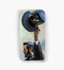Abraham Lincoln Samsung Galaxy Case/Skin