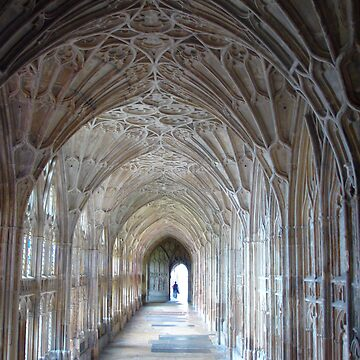 Gloucester Cathedral by Captainfortunatus