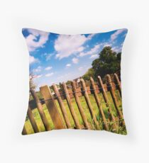 Palisade Throw Pillow