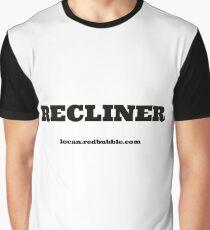 RECLINER Graphic T-Shirt