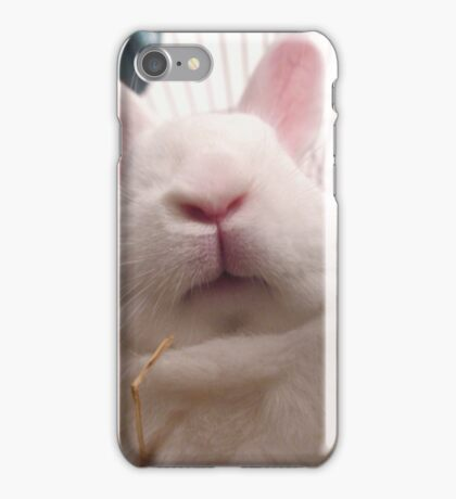 Cheeky grin iPhone Case/Skin
