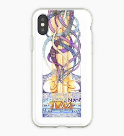 Two or Three iPhone Case