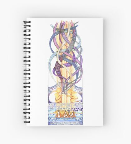 Two or Three Spiral Notebook