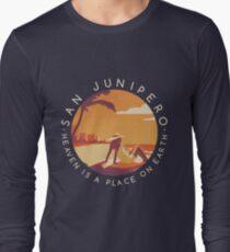 Black Mirror: San Junipero - Vintage Style T-Shirt
