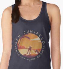 Black Mirror: San Junipero - Vintage Style Women's Tank Top
