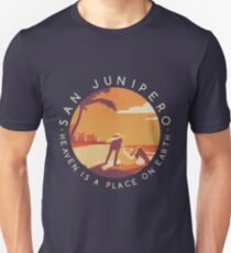 Black Mirror: San Junipero - Vintage Style Unisex T-Shirt