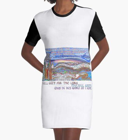 Watchmen Graphic T-Shirt Dress