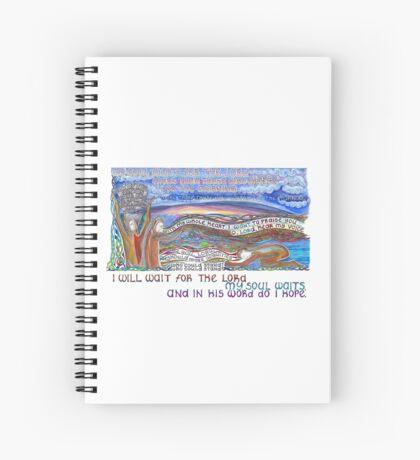 Watchmen Spiral Notebook