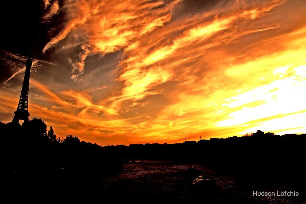 Turmoil of Heaven by Hudson Lofchie