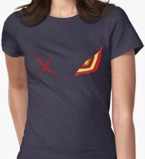 Kill la Kill Senketsu Womens Fitted T-Shirt