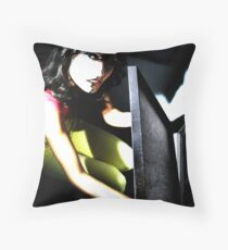 Song Breaking Series: 10 of 16 Throw Pillow