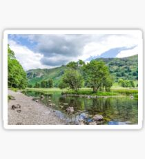Brothers Water Lake District Sticker