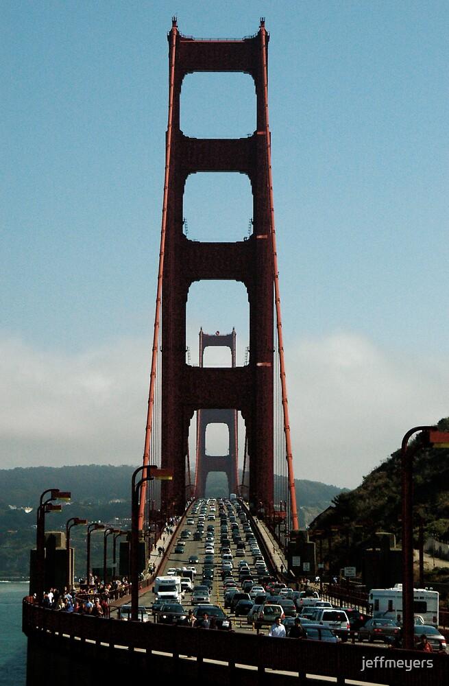 Golden Gate Bridge 5 by jeffmeyers
