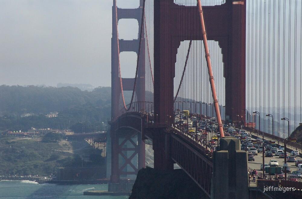 Golden Gate Bridge 6 by jeffmeyers