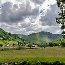 Hartsop Valley Lake District by Trevor Kersley