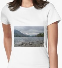 Ullswater Lake District Women's Fitted T-Shirt