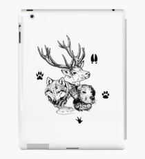 Four Friends - Mischief managed iPad Case/Skin