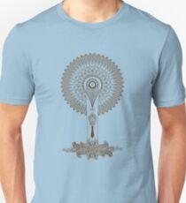 Cycling - Henna Tattoo Chainset Bike Art Unisex T-Shirt