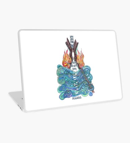 You are Mine Laptop Skin