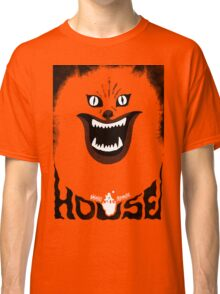 Hausu (ハウス) Retro Japanese Horror Movie Classic T-Shirt