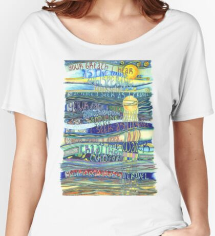 Your Breath Women's Relaxed Fit T-Shirt