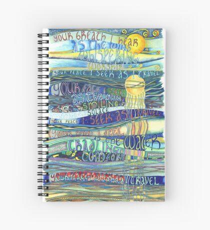 Your Breath Spiral Notebook