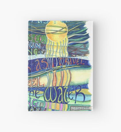 Your Breath Hardcover Journal